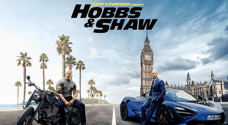 Le 4 août, assistez à l'Avant-première de « Fast & Furious : Hobbs & Shaw » au Grand Rex !