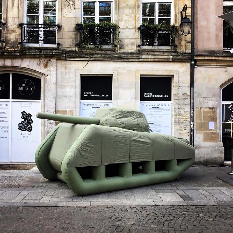 Le Centre Wallonie-Bruxelles Paris, nouvelle antichambre du Palais de Tokyo présente sa saison estivale