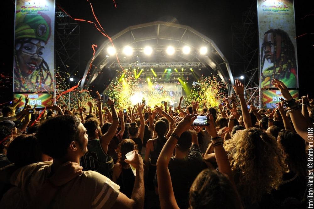 L'un des plus grands festivals de reggae au monde se passe en Espagne (et c'est en août)