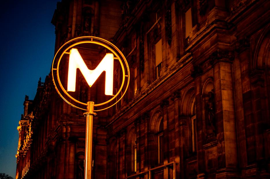 Les métros ouverts toute la nuit à Paris arrivent dès septembre !