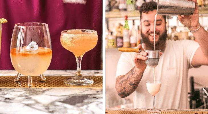 Les 10 meilleurs cocktails et bars à cocktails de Paris !