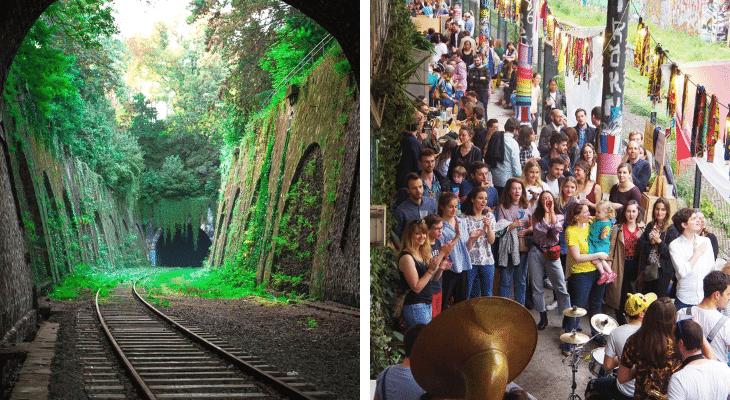 La fête de la Petite Ceinture : C'est ce week-end à Paris !