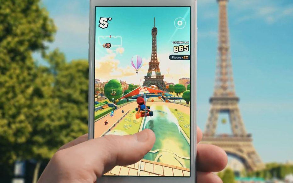 C'est officiel : Mario Kart débarque sur vos smartphones !