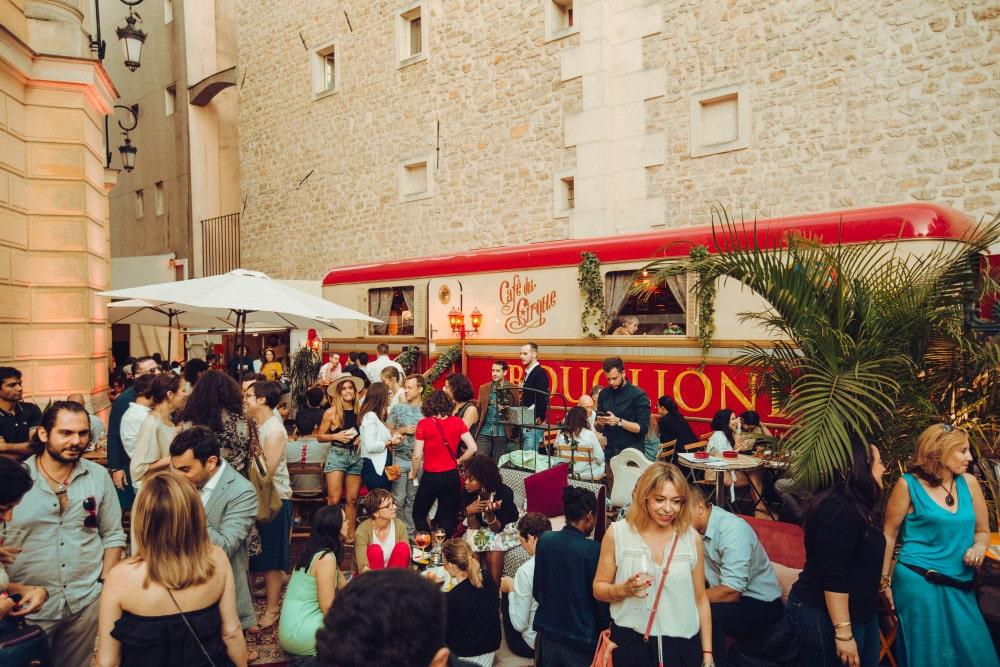 Les soirées parisiennes les plus branchées sont à découvrir avec The Inner Circle