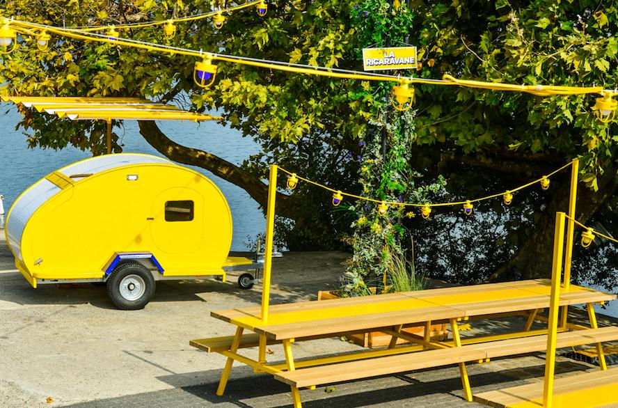 Alerte jaune : la Ricaravane débarque à Paris !