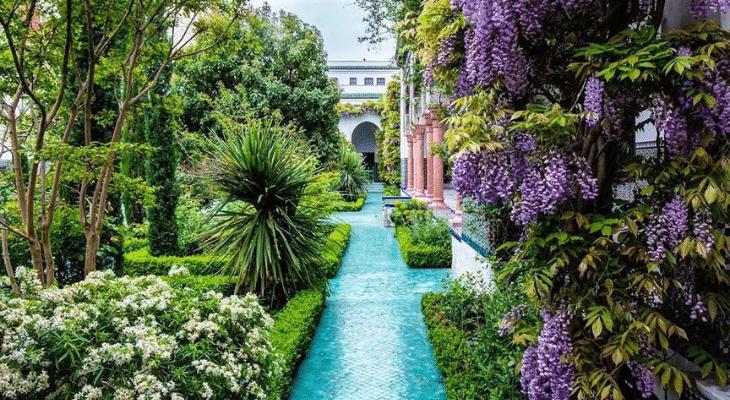 La Grande Mosquée de Paris : Balade estivale au jardin des délices !