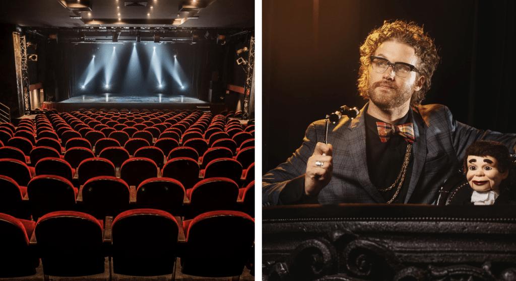 Alerte aux passionnés de stand-up : T.J Miller, Tom Segura et Vir Das à l'Apollo Théâtre !