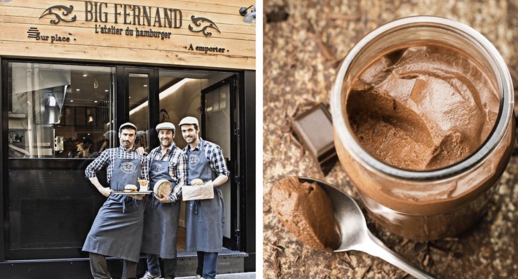 Big Fernand reverse l'intégralité de ses ventes de desserts en faveur de la recherche contre le cancer de l'enfant !