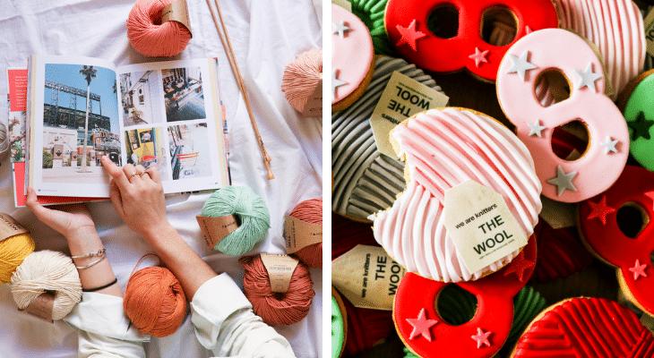 We Are Knitters : la marque qui a dépoussiéré le tricot vous offre des surprises pour ses 8 ans !