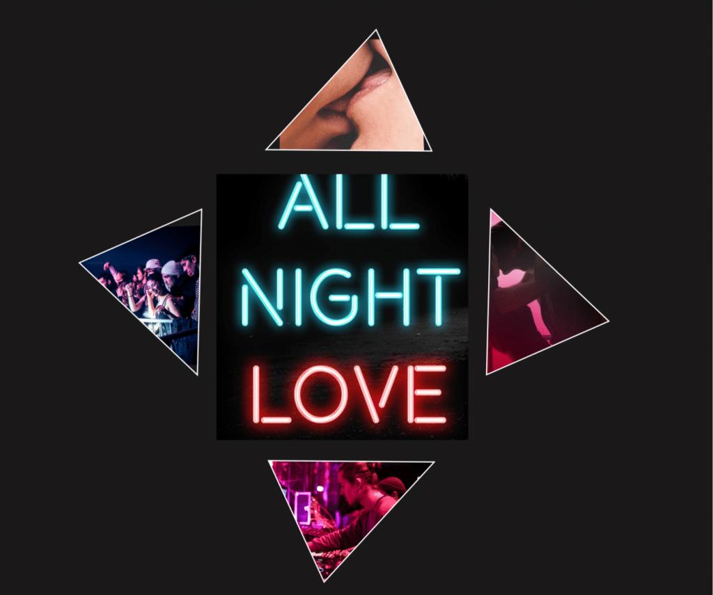 Le nouveau projet house All Night Love débarque à Paris et vous convie à son opening party !