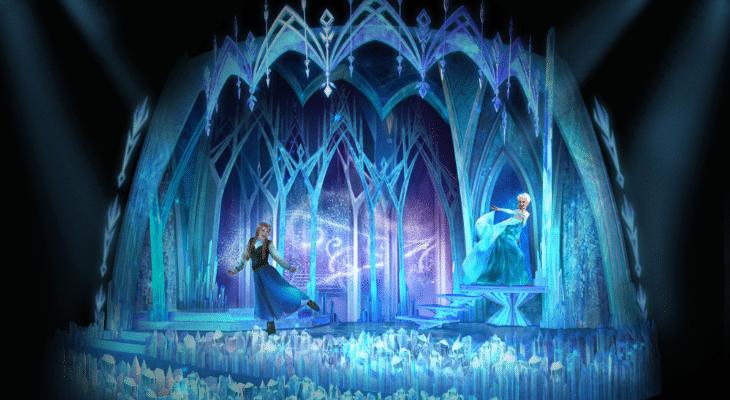 Un univers immersif féérique dédié à la Reine des Neiges débarque à Disneyland Paris !
