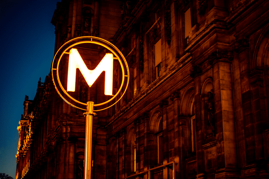 Le métro ouvert toute la nuit ce week-end à Paris !