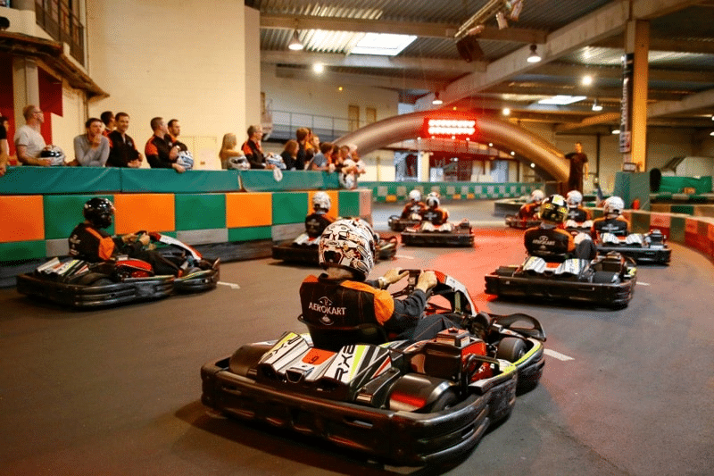 Les 3 meilleurs circuits de karting du Grand Paris !