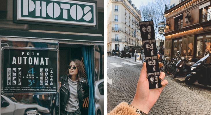 Où trouver des photomatons vintage à Paris ? Par ici les bonnes adresses !