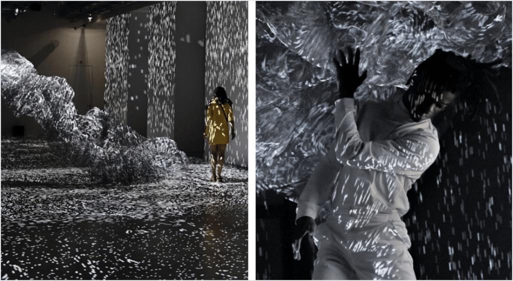 «Faire corps» : une nouvelle exposition immersive et interactive arrive à la Gaité Lyrique !