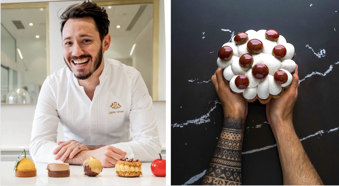 Ouverture imminente de la boulangerie parisienne de Cédric Grolet, meilleur chef pâtissier du monde !