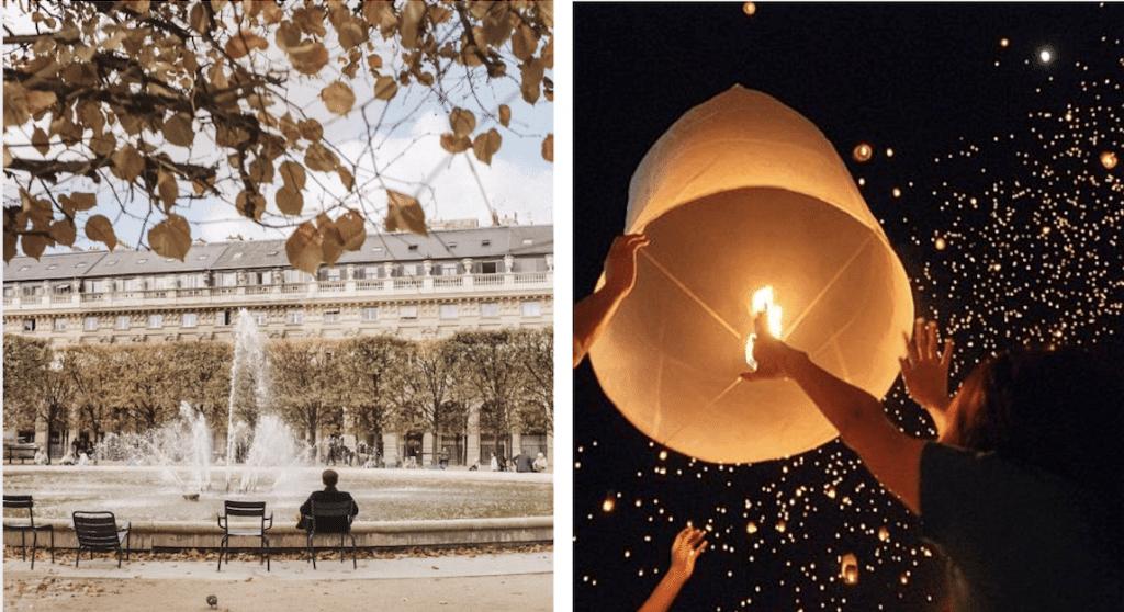 Les meilleures activités du mois de Novembre à Paris se trouvent ici !