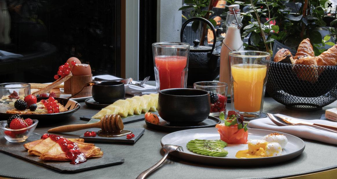 Notre sélection des meilleurs brunch de Paris !