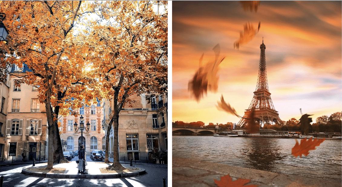 Les plus belles balades parisiennes pour admirer les couleurs d'automne !