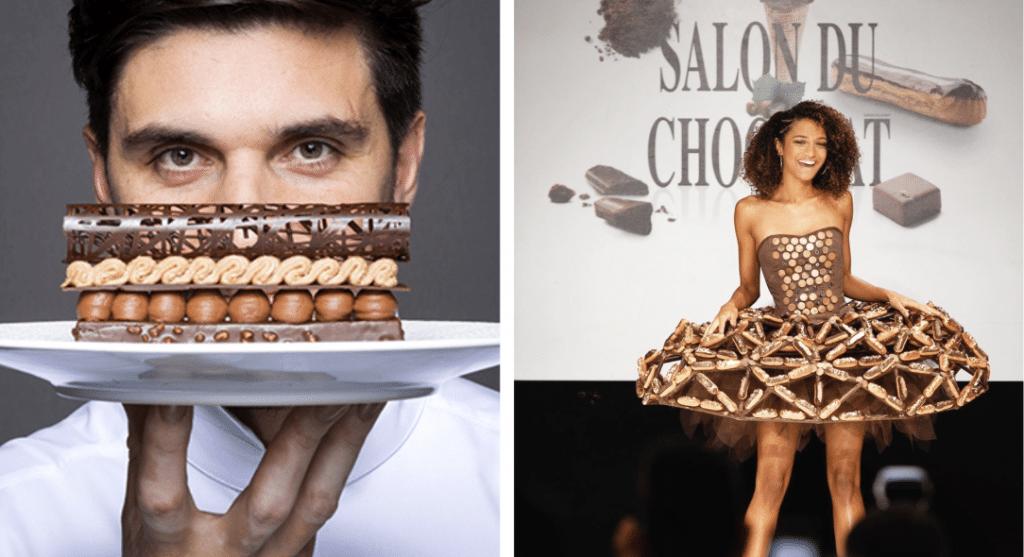 Les surprises exceptionnelles du Salon du Chocolat pour fêter ses 25 ans!