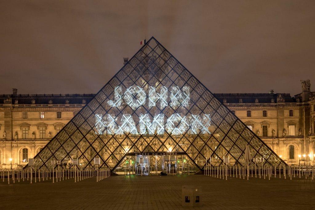 John Hamon pirate le Musée du Louvre pour sa nouvelle expo !