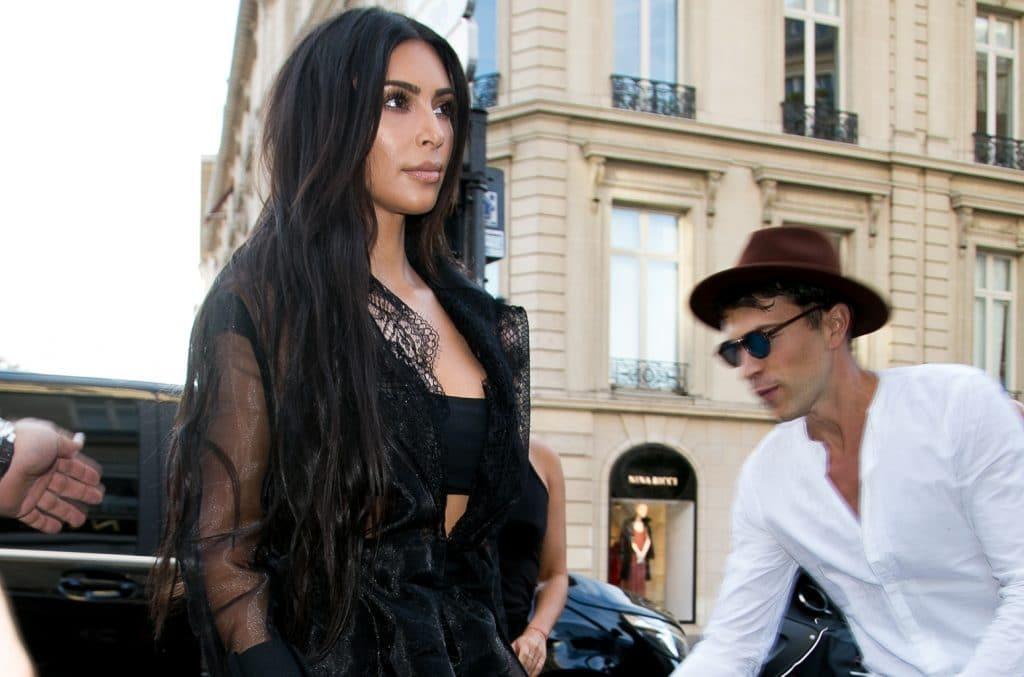 Cinéma : un film français sur le braquage de Kim Kardashian tourné à Paris !