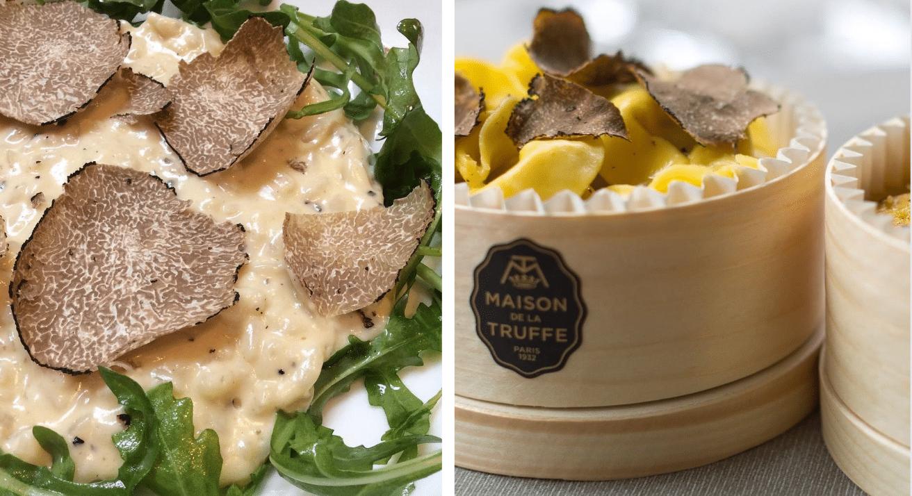 Où manger de la truffe à Paris sans se ruiner ? - Paris Secret
