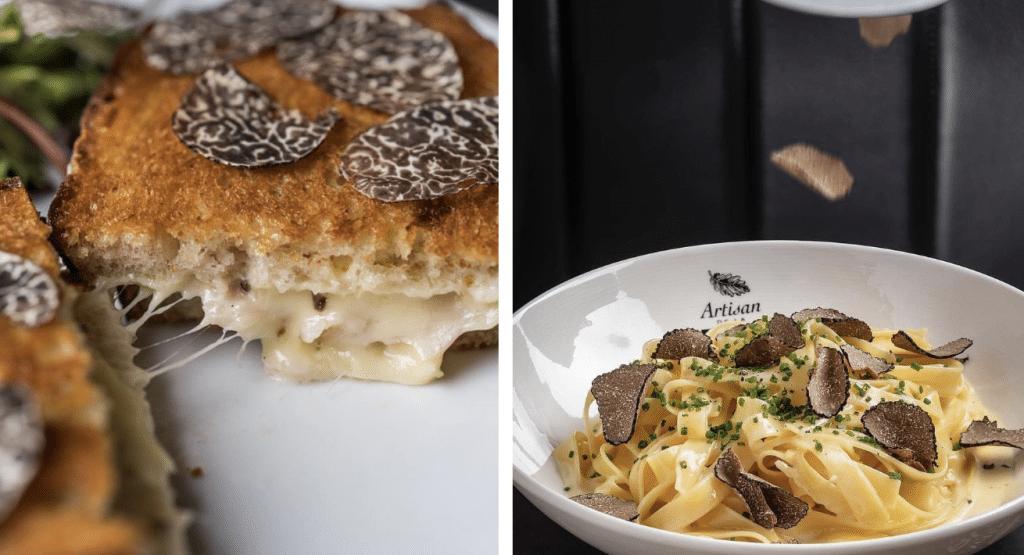 Où manger de la truffe à Paris sans se ruiner ?