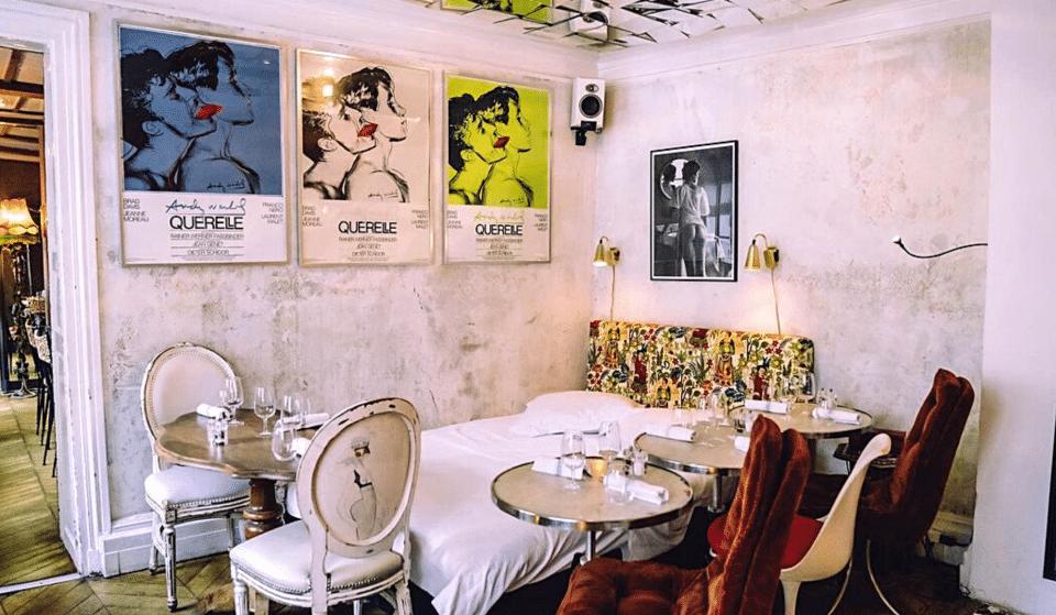 Les meilleurs restaurants secrets, cachés dans Paris…