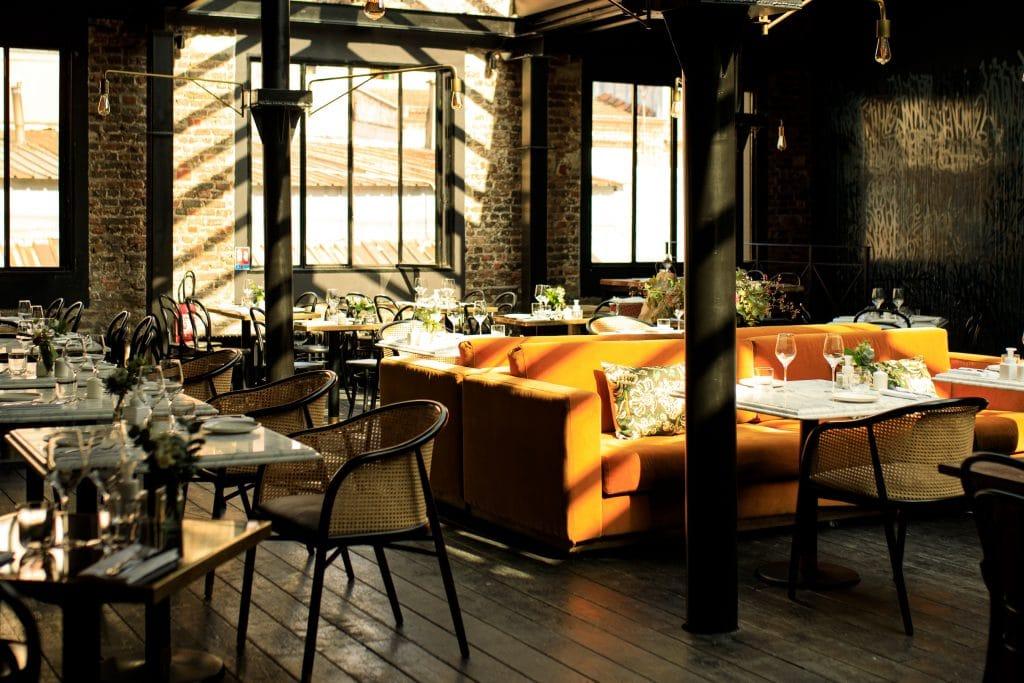 Restaurants secrets Paris