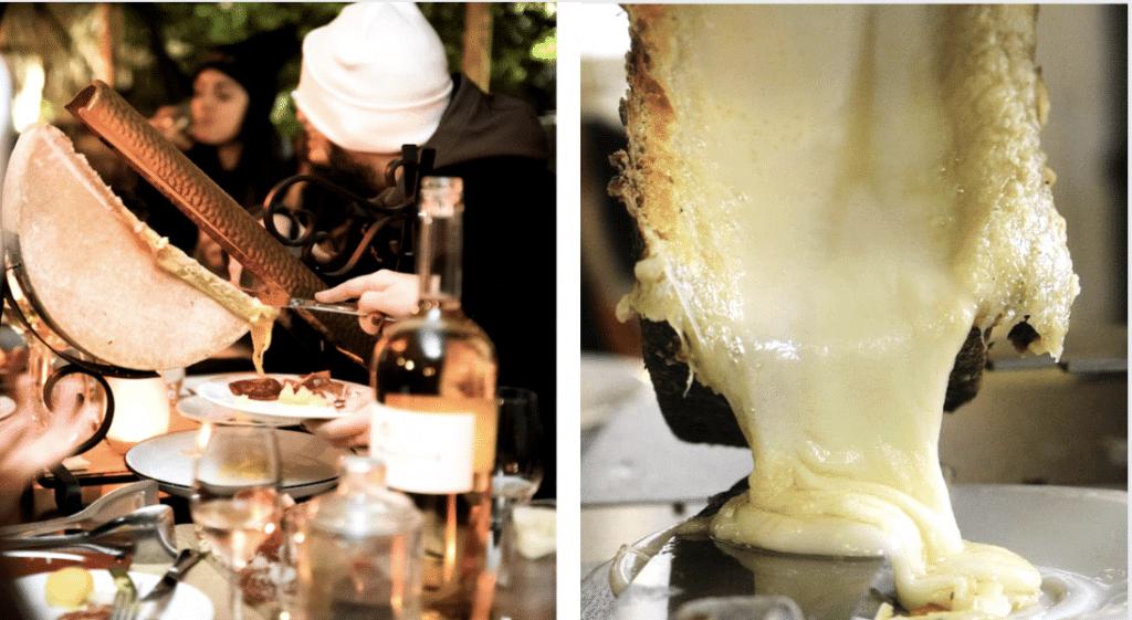 Où manger de la raclette à volonté à Paris ?