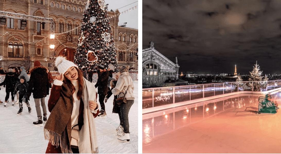 Où aller patiner cet hiver à Paris ?