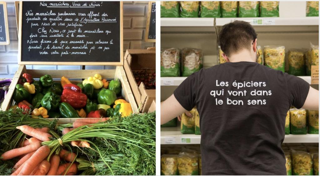 À Paris, un magasin de produits invendus pour lutter contre le gaspillage !