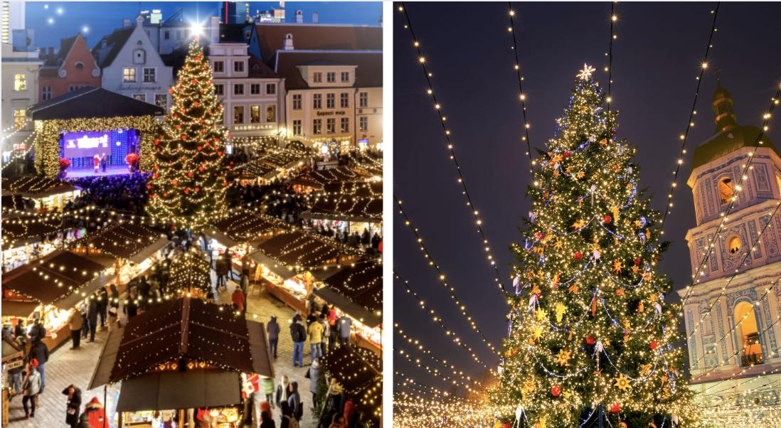 8 escapades à la découverte des plus beaux marchés de Noël d'Europe