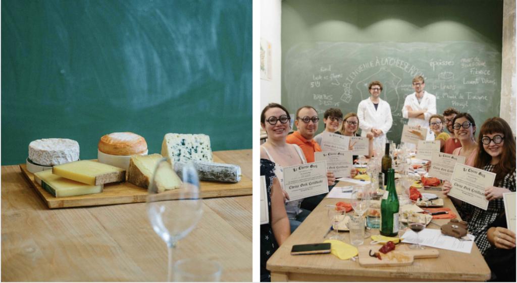 Le Cheese Geek : la dégustation insolite pour les accros au fromage à Paris !