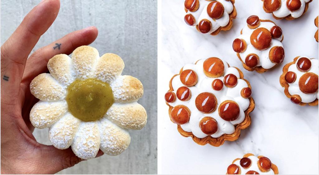 Cédric Grolet, meilleur pâtissier du monde dévoile en exclu les 1ères douceurs de sa future pâtisserie !