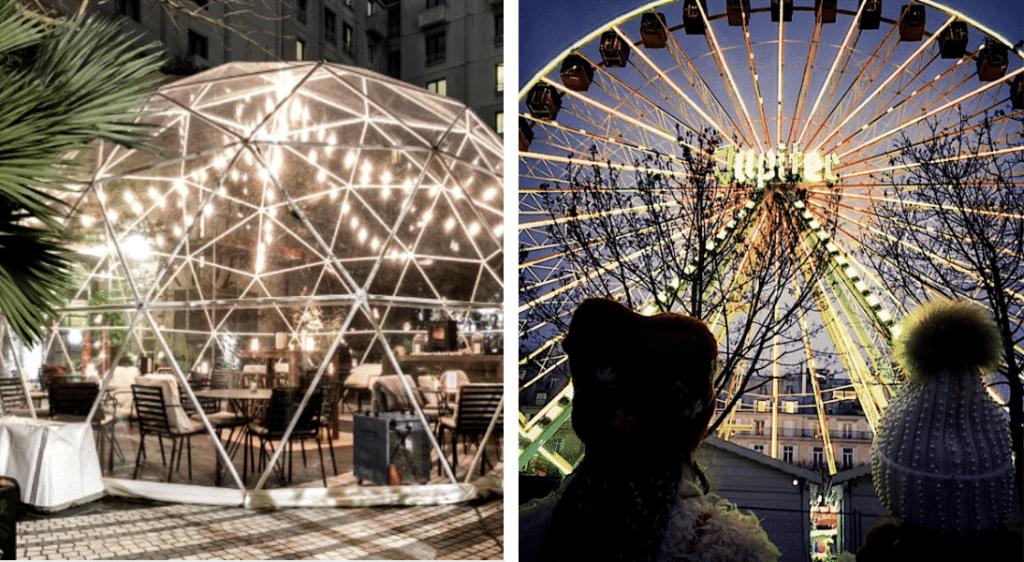 10 expériences hivernales lumineuses pour un Paris de contes de fées !
