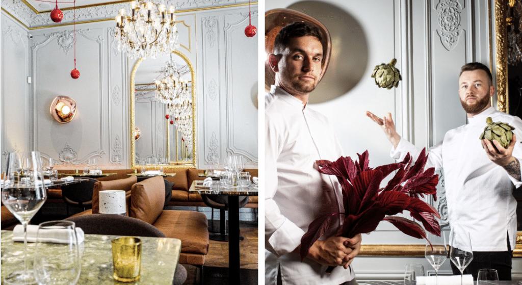 Contraste : le nouveau restaurant parisien où Catalogne et Bretagne fusionnent !
