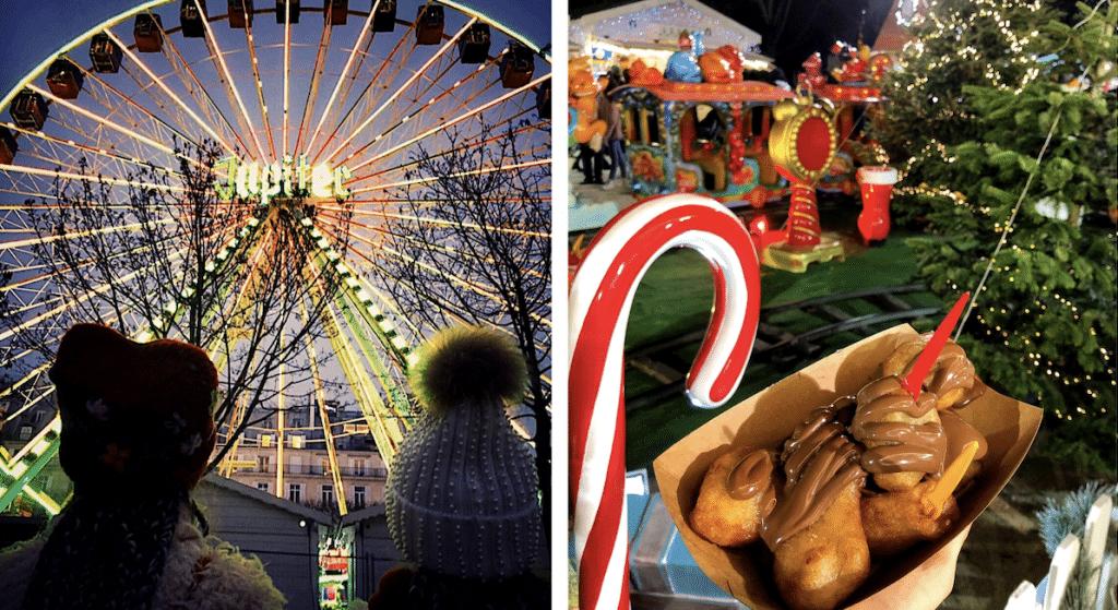 Le village de Noël du Jardin des Tuileries de retour en novembre !