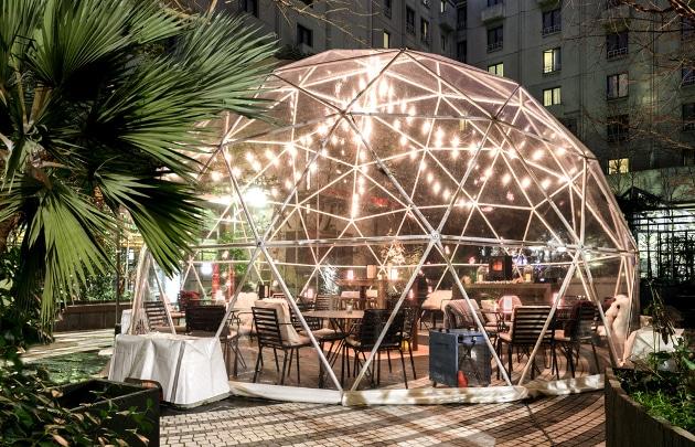 Les bars et terrasses éphémères de l'hiver à Paris !