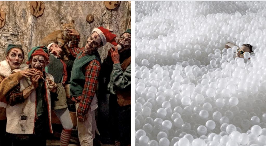 Paris insolite : 3 expériences éphémères à tester à tout prix à Noël !