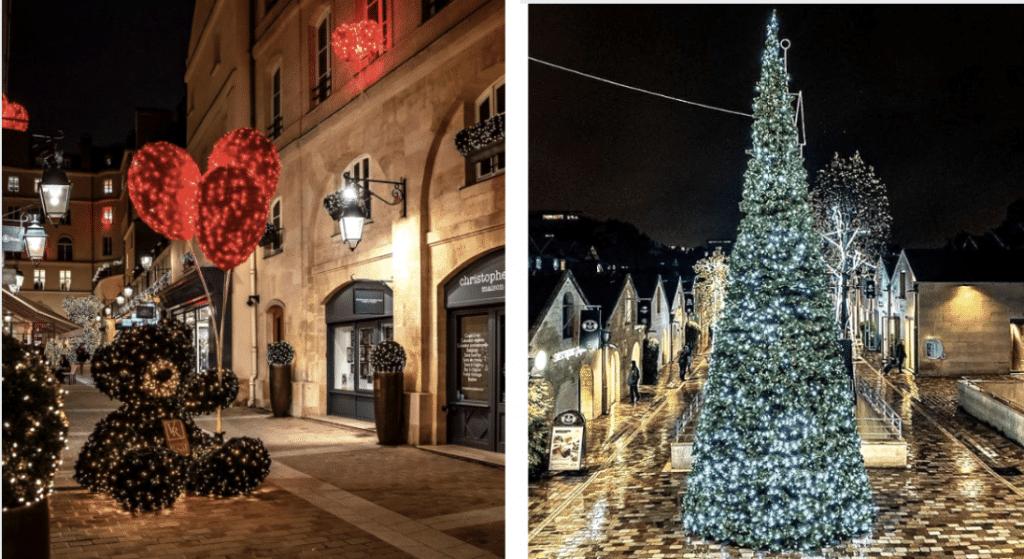 Petit guide des plus belles illuminations de Noël de Paris…