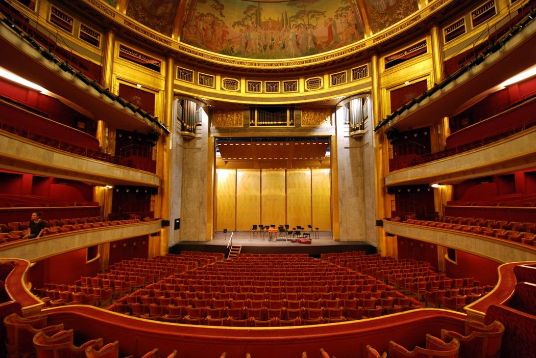 La sublime programmation du Théâtre des Champs-Elysées à Paris !