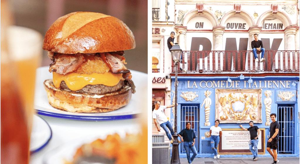 PNY ouvre son premier restaurant Rive Gauche à Paris