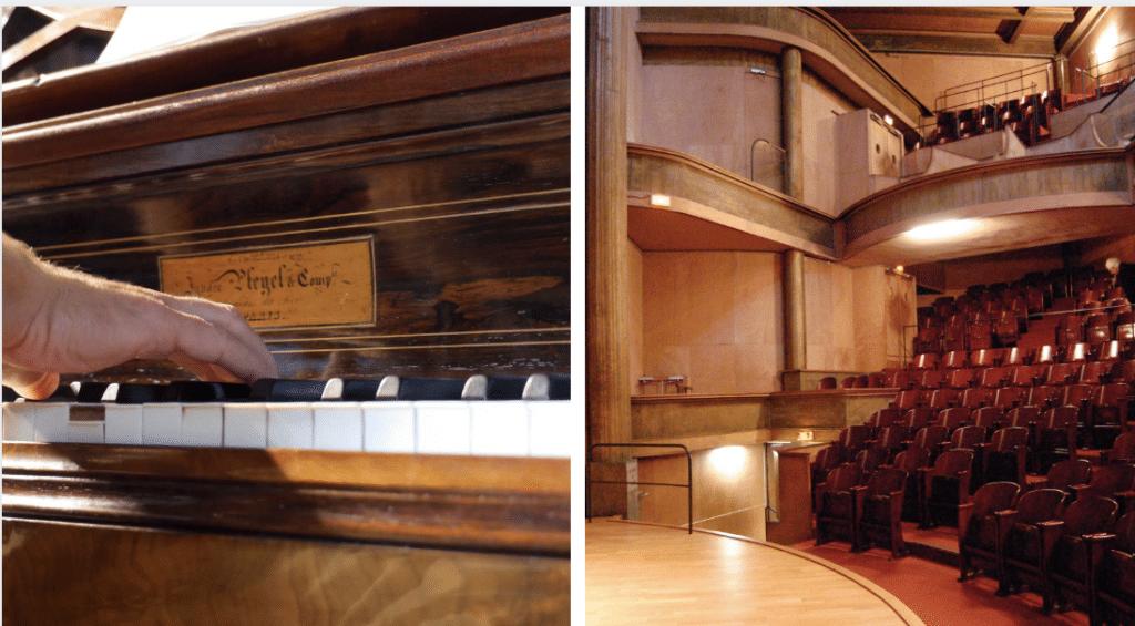 De Bach à Schubert : 2 concerts classiques exceptionnels joués sur des pianos d'époque à Paris !