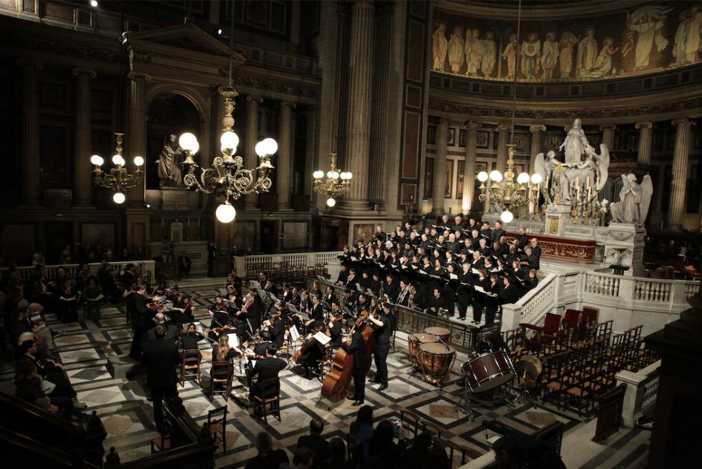 Des concerts de musique classique exceptionnels donnés à Paris par l'Orchestre Hélios