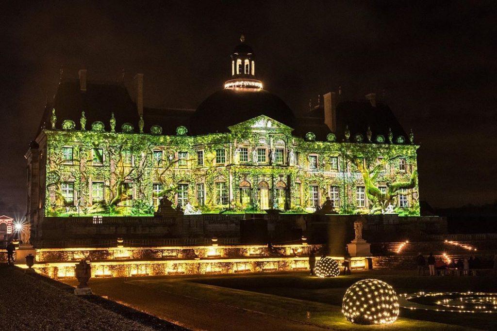 Féérie de Noël au château de Vaux-le-Vicomte