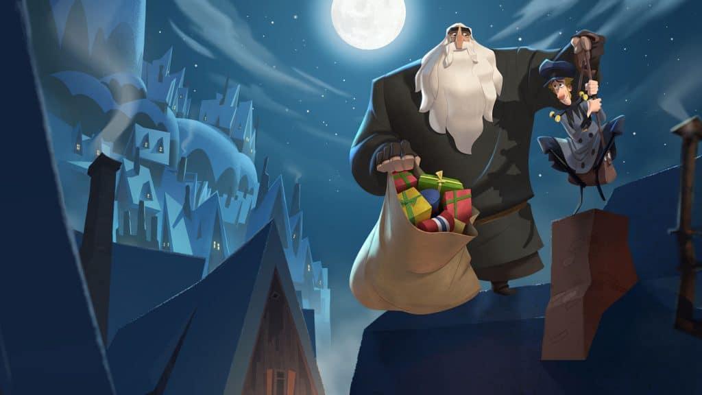 Pourquoi le conte animé « Klaus» est le meilleur film de Noël de cette fin d'année ?