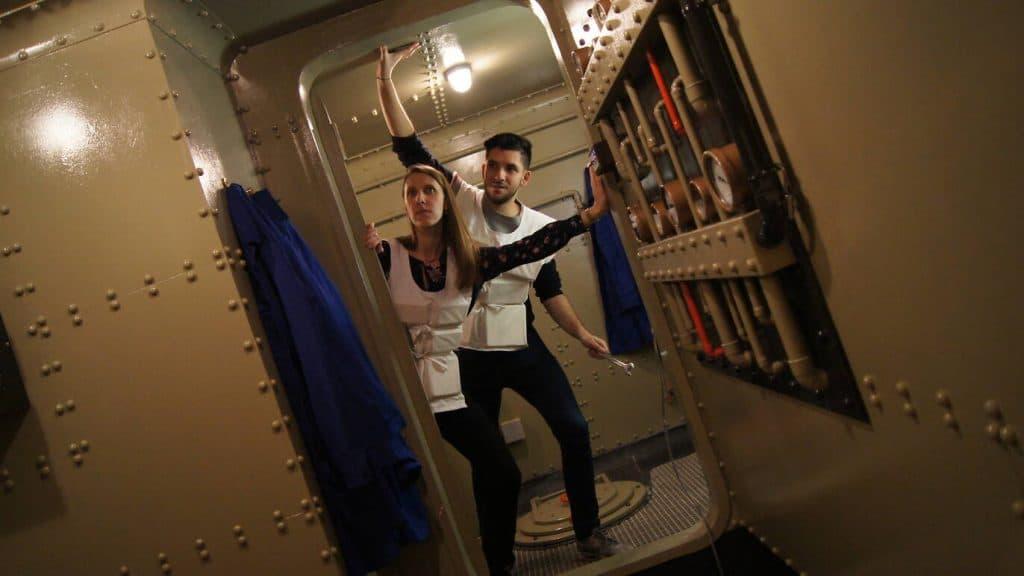 Escape game Titanic Paris