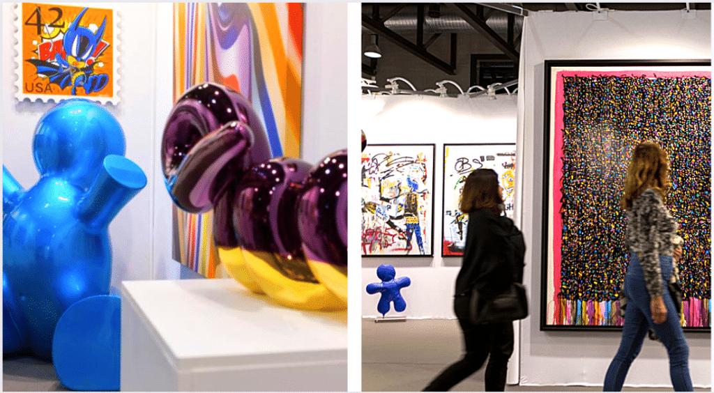 «Contemporary Art Fair», le gigantesque salon d'art contemporain de retour à Paris !